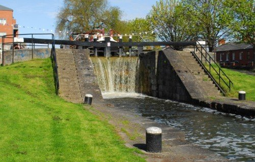 Royal Canal Lock