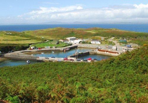 North Pier Cape Clear Island