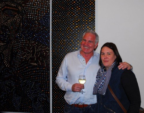Lisa with Brent Pope