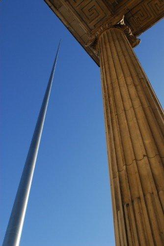 Pillar and Spire