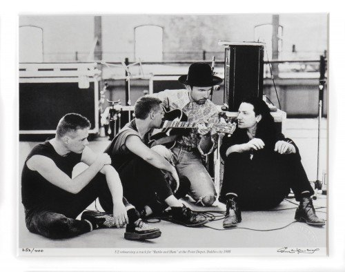U2 at the Point 1988