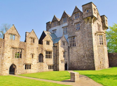 Donegal Castle, Donegal town.