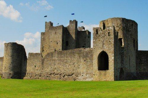 Trim Castle Close Up