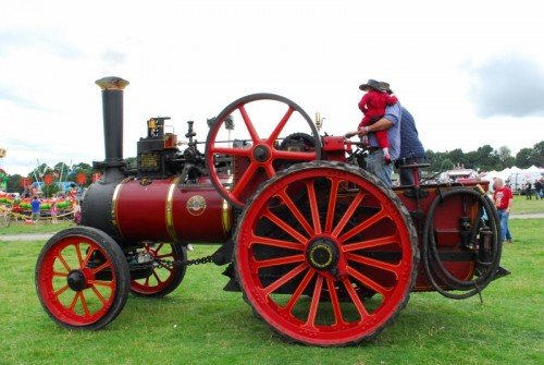 Steam Engine 2, Stradbally, Co. Laois