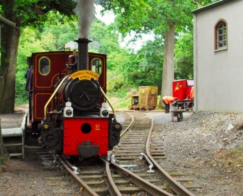 Steam Train and Railway 2, Stradbally, Co Laois
