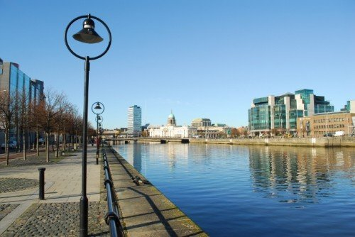 Docklands View 1 Dublin
