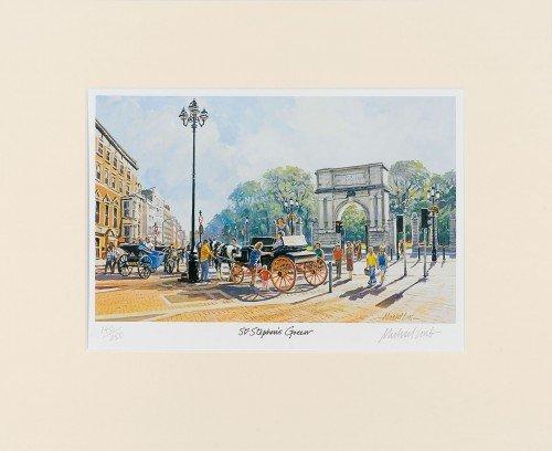 Stephens Green Dublin