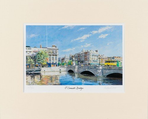 O Connell Bridge Dublin