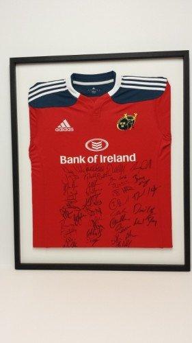 Munster signed Jersey