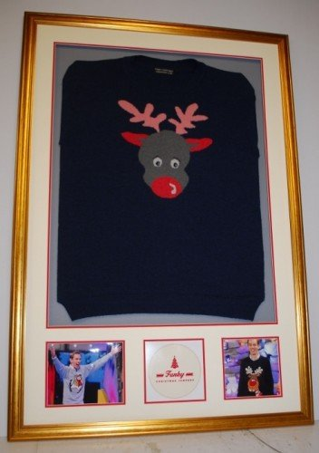 Late Late Show Christmas Jumper