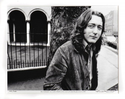 Rory Gallagher in Dublin 1983