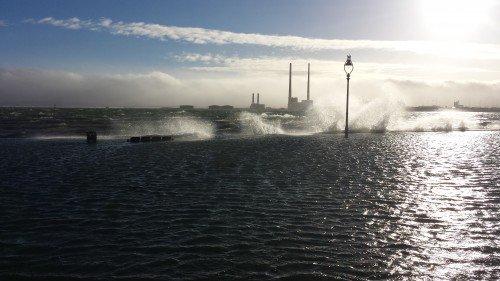 Clontarf Flood