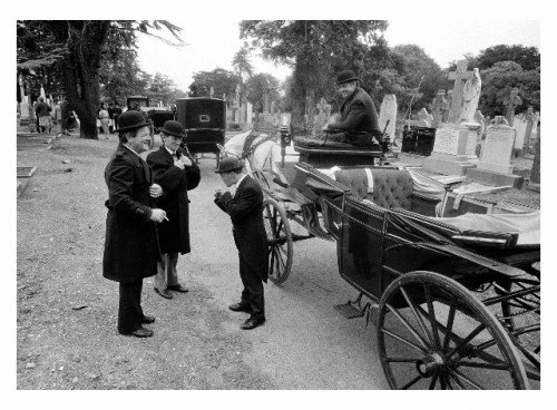 Bloomsday in Glasnevin Cemetery