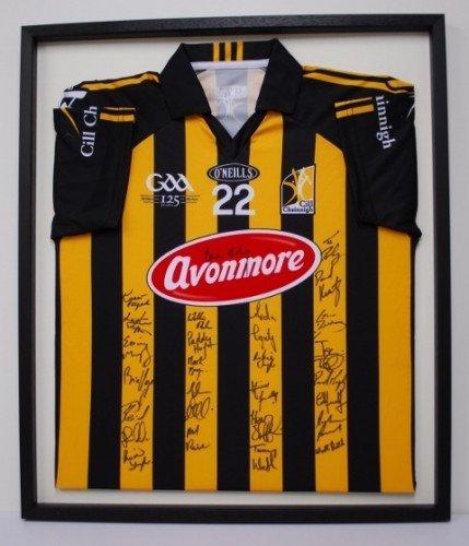 Signed Kilkenny Hurling Jersey