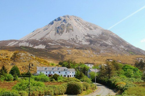 Mount Errigal. Donegal